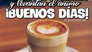 HAY PERSONAS QUE SON COMO UN BUEN CAFÉ